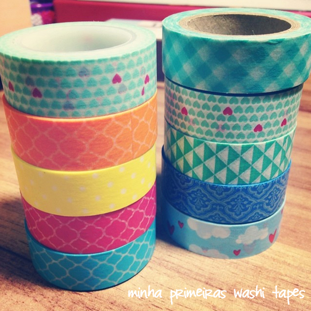 mi washi tapes